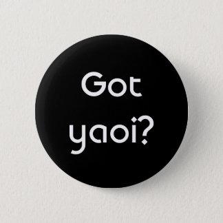 Erhaltenes yaoi? runder button 5,1 cm