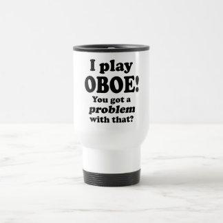 Erhielt ein Problem mit diesem, Oboe Reisebecher