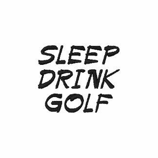 Erhielt, es Golf spielen zu lassen Polo Shirt