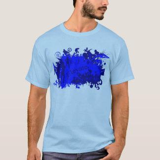 Erhöhen Sie sich T-Shirt