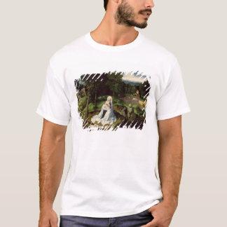 Erholung auf dem Flug in Ägypten T-Shirt