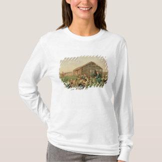 Erholung während Heuens, 1861 T-Shirt
