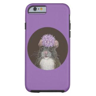 Erin der mit Kapuze extravagante Ratte iPhone 6/6s Tough iPhone 6 Hülle