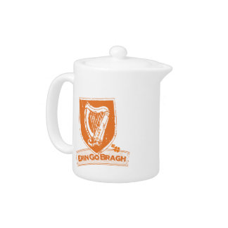 Erin gehen Bragh (Harfen-Orange)