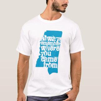 Erinnern Sie immer sich T-Shirt