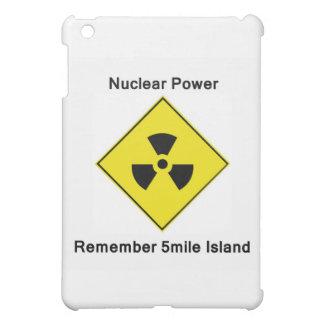 Erinnern Sie sich an 5 Meile Insel-nukleares iPad Mini Hülle