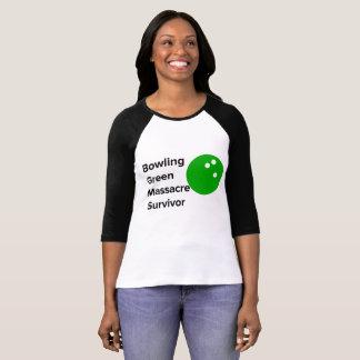Erinnern Sie sich an Bowling- Greenmassaker T-Shirt
