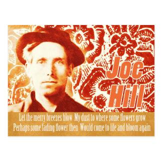 Erinnern Sie sich Blumen-Powercollage an Postkarte