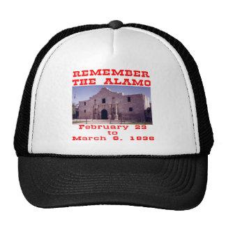 Erinnern Sie sich das an Alamo #001 Retrokappen