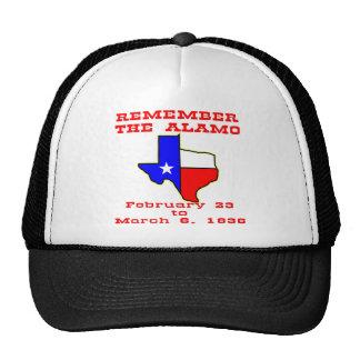 Erinnern Sie sich das an Alamo #003 Truckercap