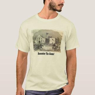 Erinnern Sie sich das an Alamo-Shirt T-Shirt
