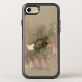 erinnern Sie sich die Kosten von an Freiheit OtterBox Symmetry iPhone 8/7 Hülle