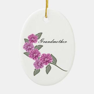 Erinnerung zum Gedenken an… Keramik Ornament