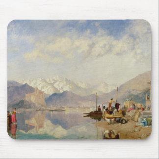 Erinnerungen an den Lago Maggiore, Markt-Tag an Mousepads