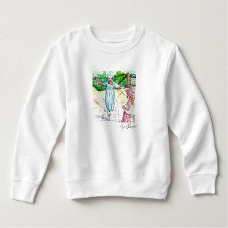 Erinnerungen einer großen Kindheit - Hopse Sweatshirt