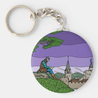 Erinnerungen von Camelot Schlüsselanhänger