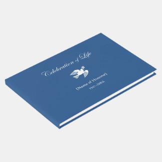 Erinnerungsfeier der Leben-Friedenstaube Gästebuch