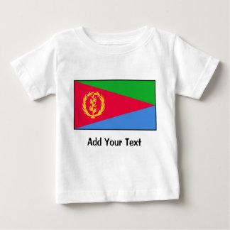 Eritrea - eritreische Flagge Baby T-shirt