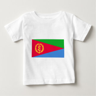 Eritrea-Flagge Baby T-shirt