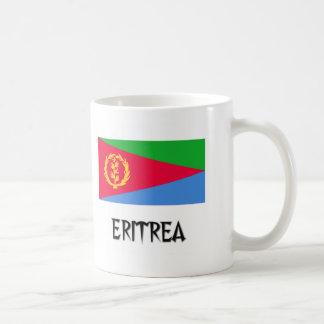 Eritrea-Flagge Kaffeetasse