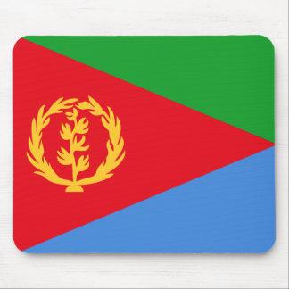 Eritrea-Flagge Mousepad