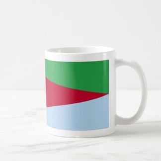 Eritrea-Flaggen-Kaffee-Tasse Kaffeetasse