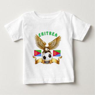 Eritrea-Fußball-Entwürfe Baby T-shirt