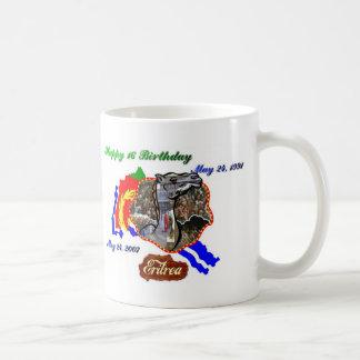 Eritrea Kaffeetasse