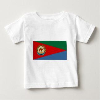 Eritrea-Präsident Flag Baby T-shirt