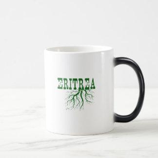 Eritrea-Wurzeln Verwandlungstasse