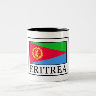 Eritrea Zweifarbige Tasse