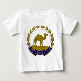 Eritria Wappen Baby T-shirt