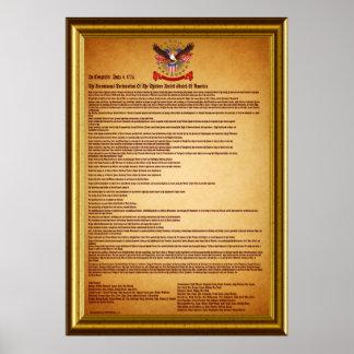 Erklärung von IndependenceV-1-Style-2 Poster