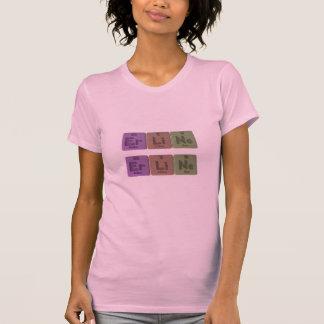 Erline als Erbium-Lithium-Neon T-Shirt