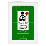 Ermüdet vom Erhalten der Karten? Alles- Gute zum G