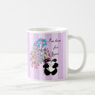 Ermutigung - denkend an Sie Kaffeetasse