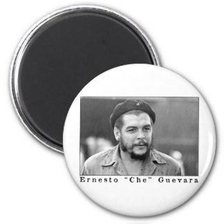 Ernesto Che Guevara Runder Magnet 5,1 Cm