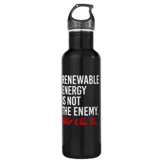 ERNEUERBARE ENERGIE IST NICHT der FEIND - - Trinkflasche