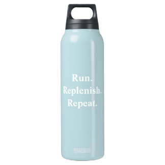 Erneuern Sie und hydratisieren Sie Isolierte Flasche