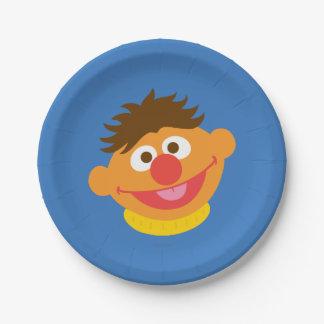Ernie stellen gegenüber pappteller