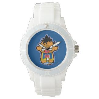 Ernie Zombie Uhr