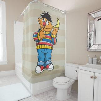 Ernies Bananen Duschvorhang