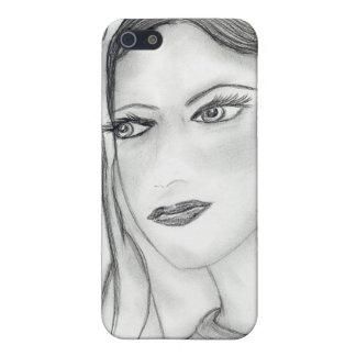 Ernste Mary Etui Fürs iPhone 5