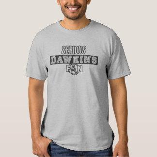 Ernster Fan Richard Dawkins - Atheismus T-Shirts