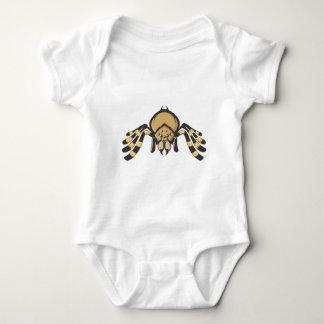 Ernster Tarantula Baby Strampler