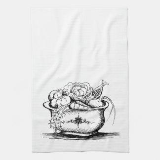 Ernte-Geschirrtuch Handtuch