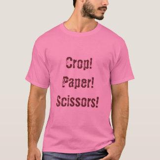 Ernte! Papier! Scheren! T-Shirt