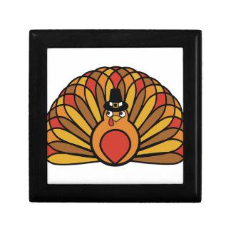 Erntedank die Türkei Geschenkbox