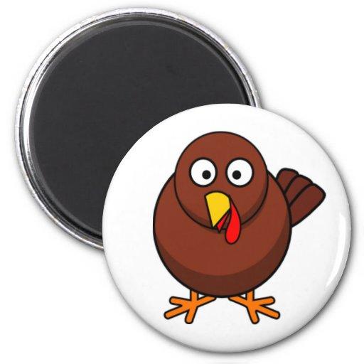 Erntedank die Türkei Magnete