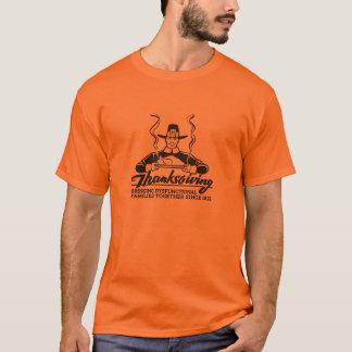 Erntedank: Dysfunktionelle Familien seit 1621 T-Shirt